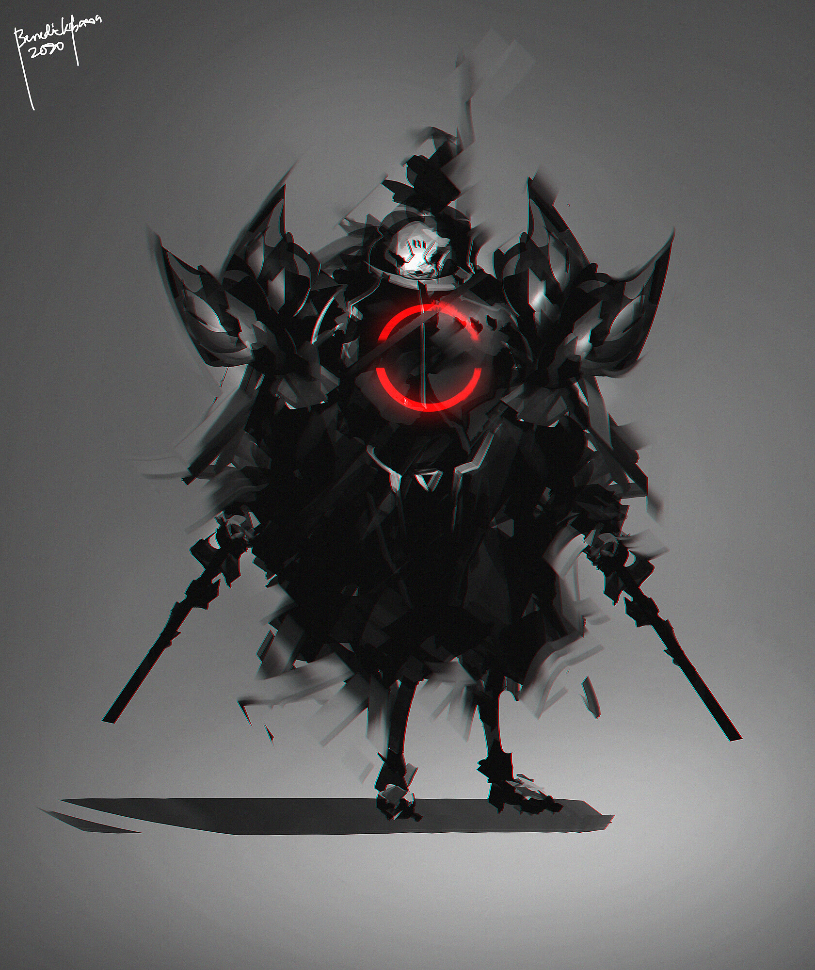darkfall Ronin