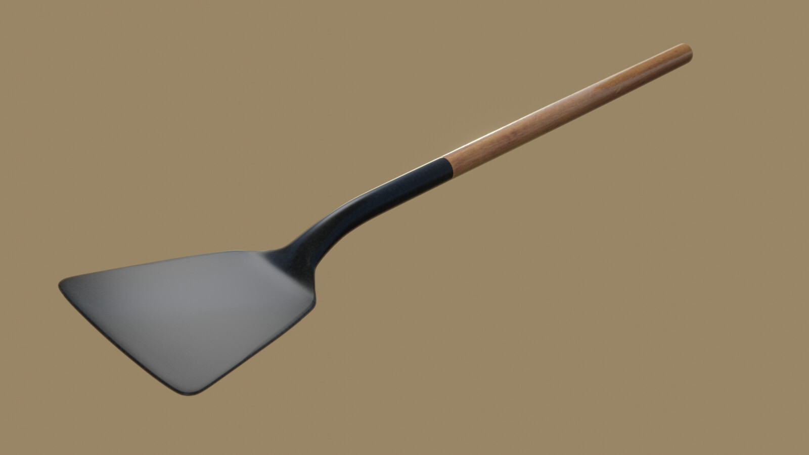 Kitchen Utensils real-time rendering ready