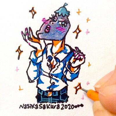 Nasika sakura img 20200202 234740 377