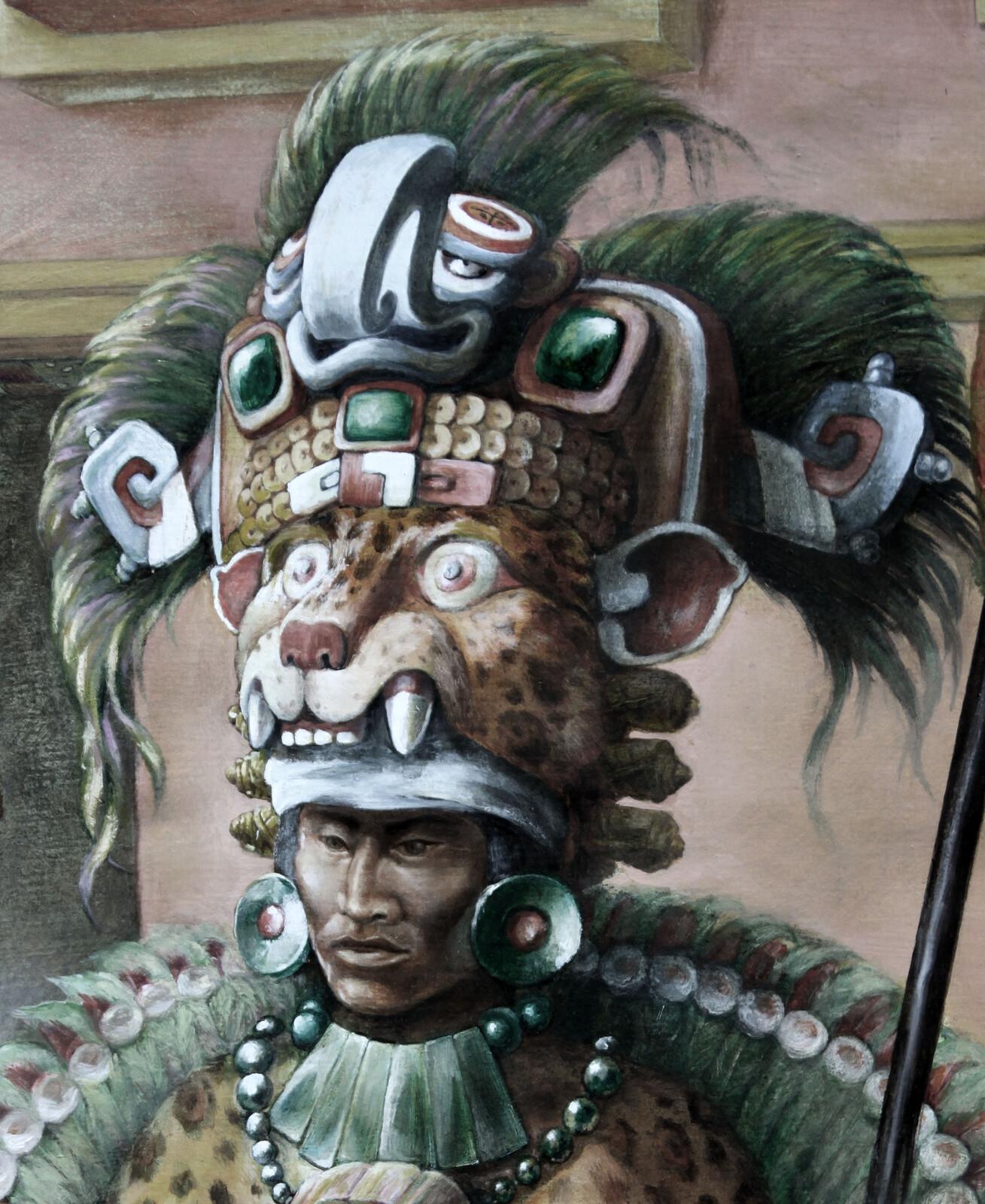 Zapotec King