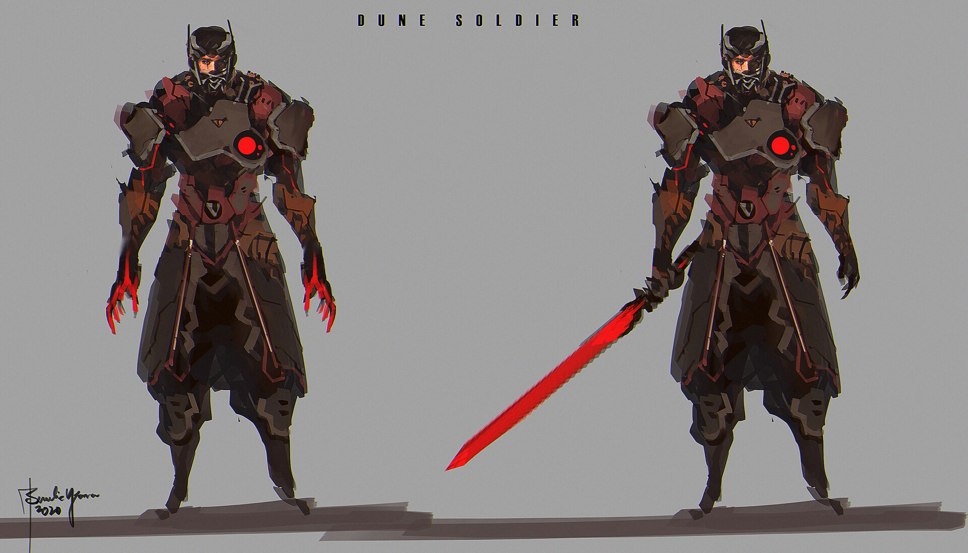 character design 2020