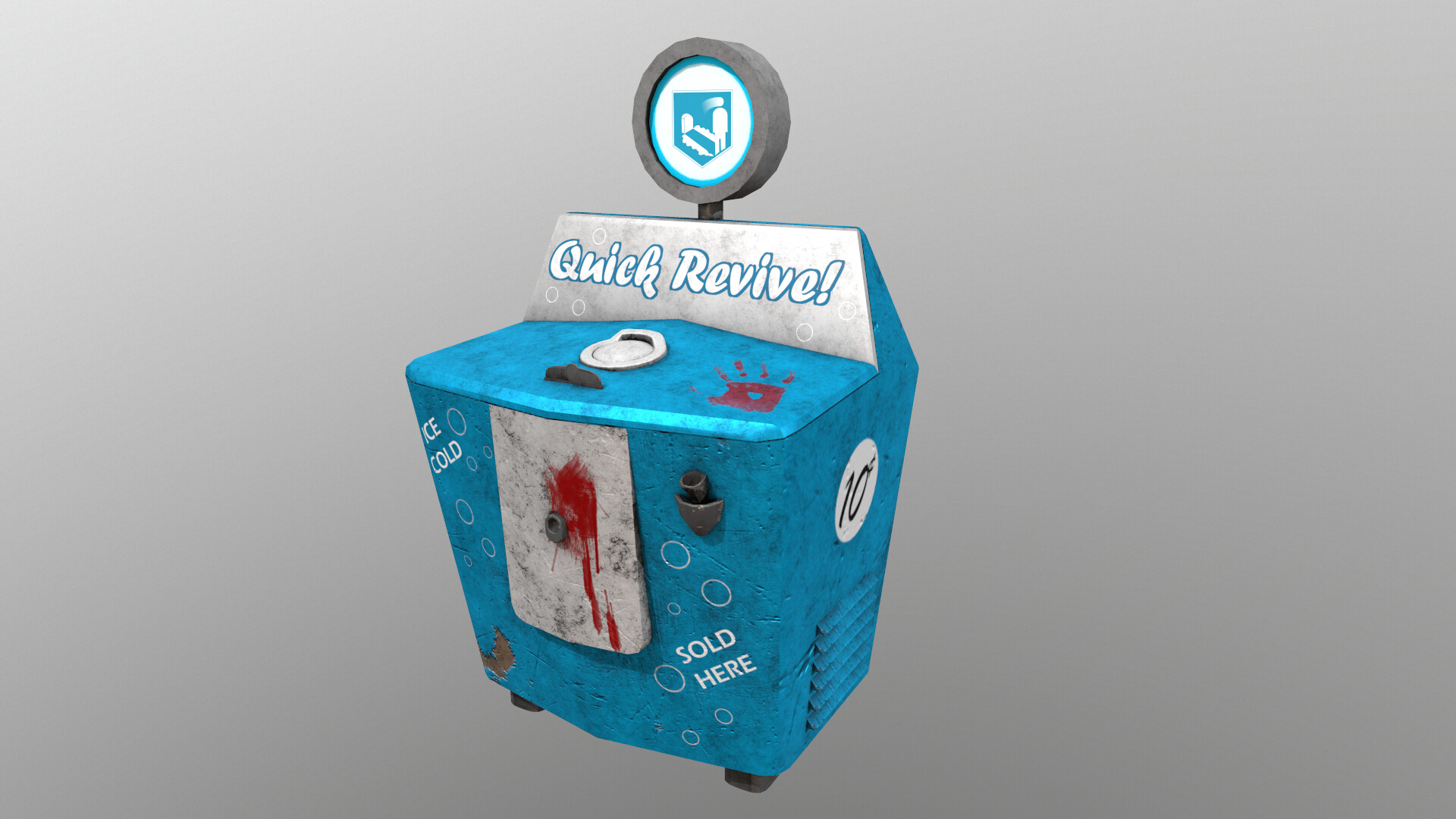 Artstation Call Of Duty Zombies Perk Machines Lewis Knowles
