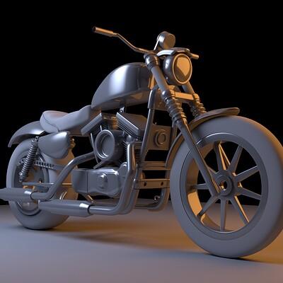 David sanchez motorbike10