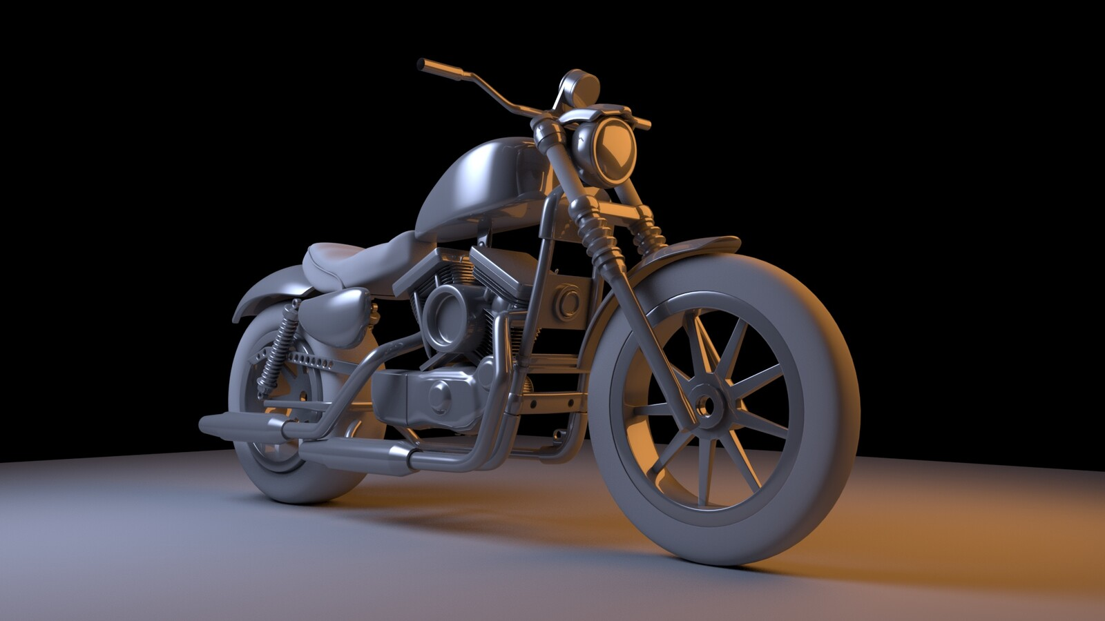 WIP Harley-Davidson