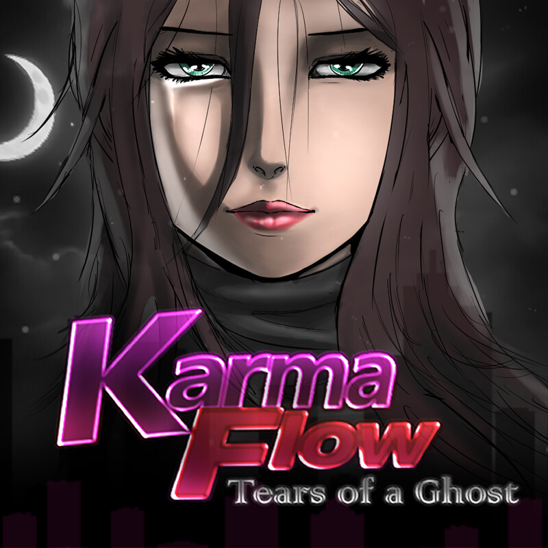 Tears of a Ghost - A Karma Flow Episode Promo Art #1