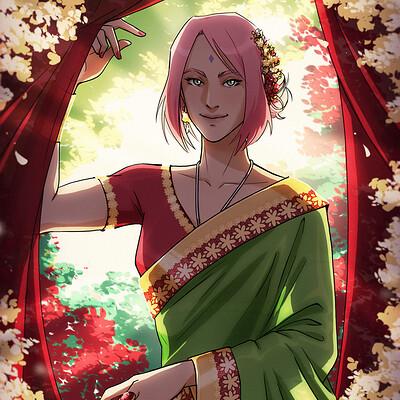 Sara berry aishwarya