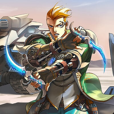 Gunship revolution eitan wind champion color