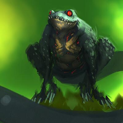 Benedick bana frogger2 lores