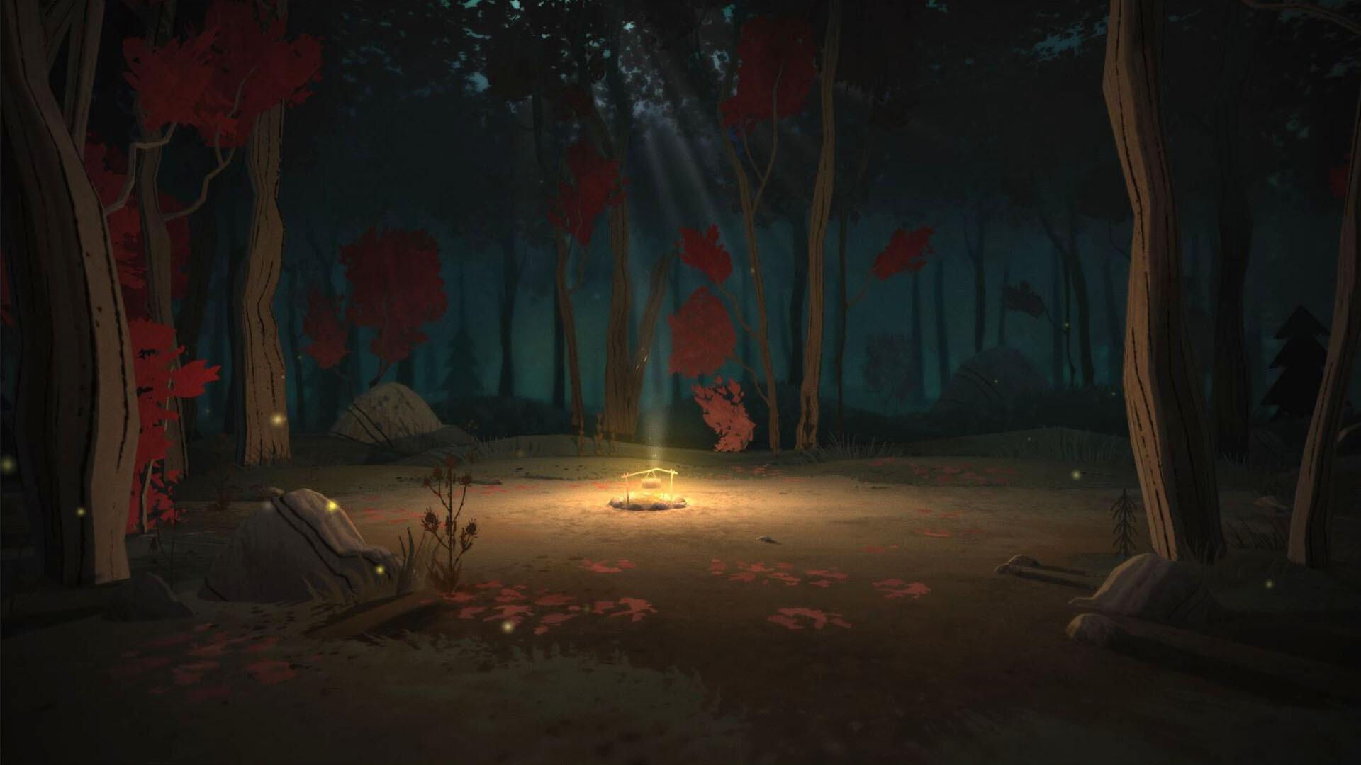 Lighting in Unity - night