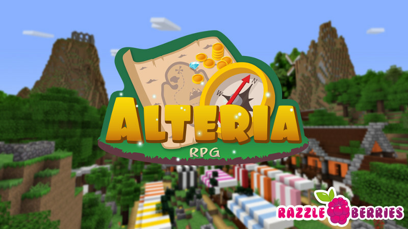 Alteria RPG [Adventure Map]