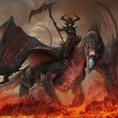 Antonio j manzanedo dragon rider manzanedo