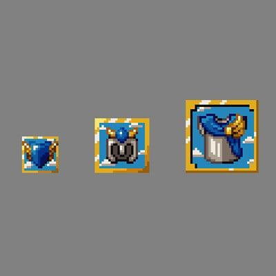 Sky Armor Set