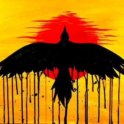 Kassandra alfaro red sun rising 2
