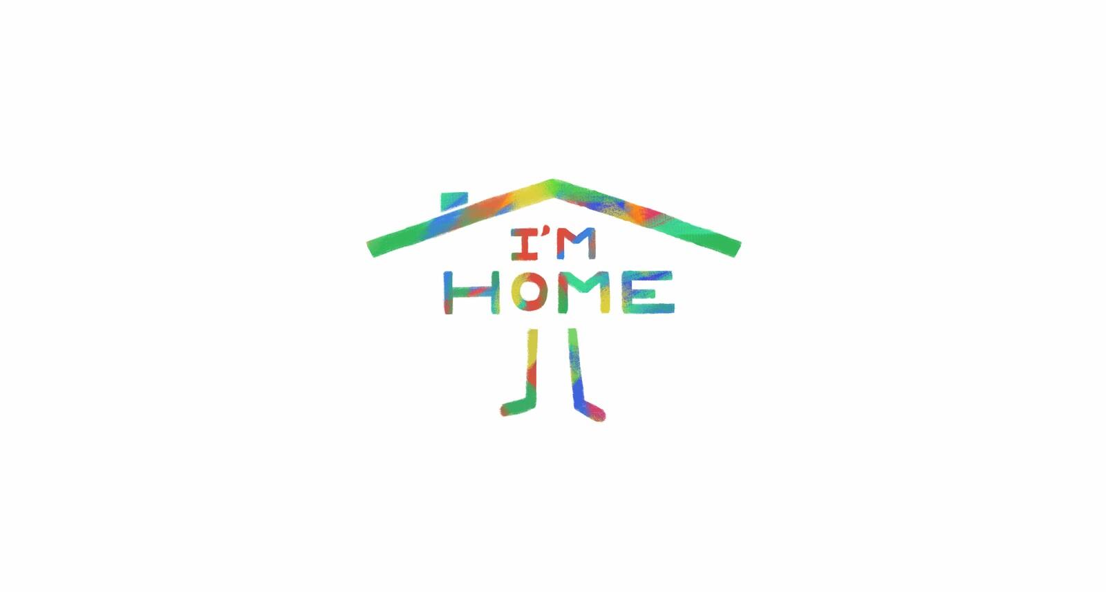 I'm Home logo