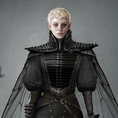 Nikita orlov character design