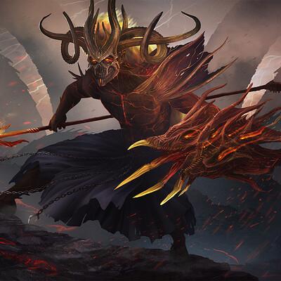 Nino is arzak the burning wrath final