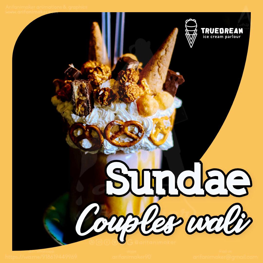 Post #7 - product four -  sundae