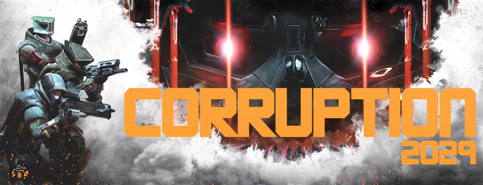 Marketing Art for Corruption 2029