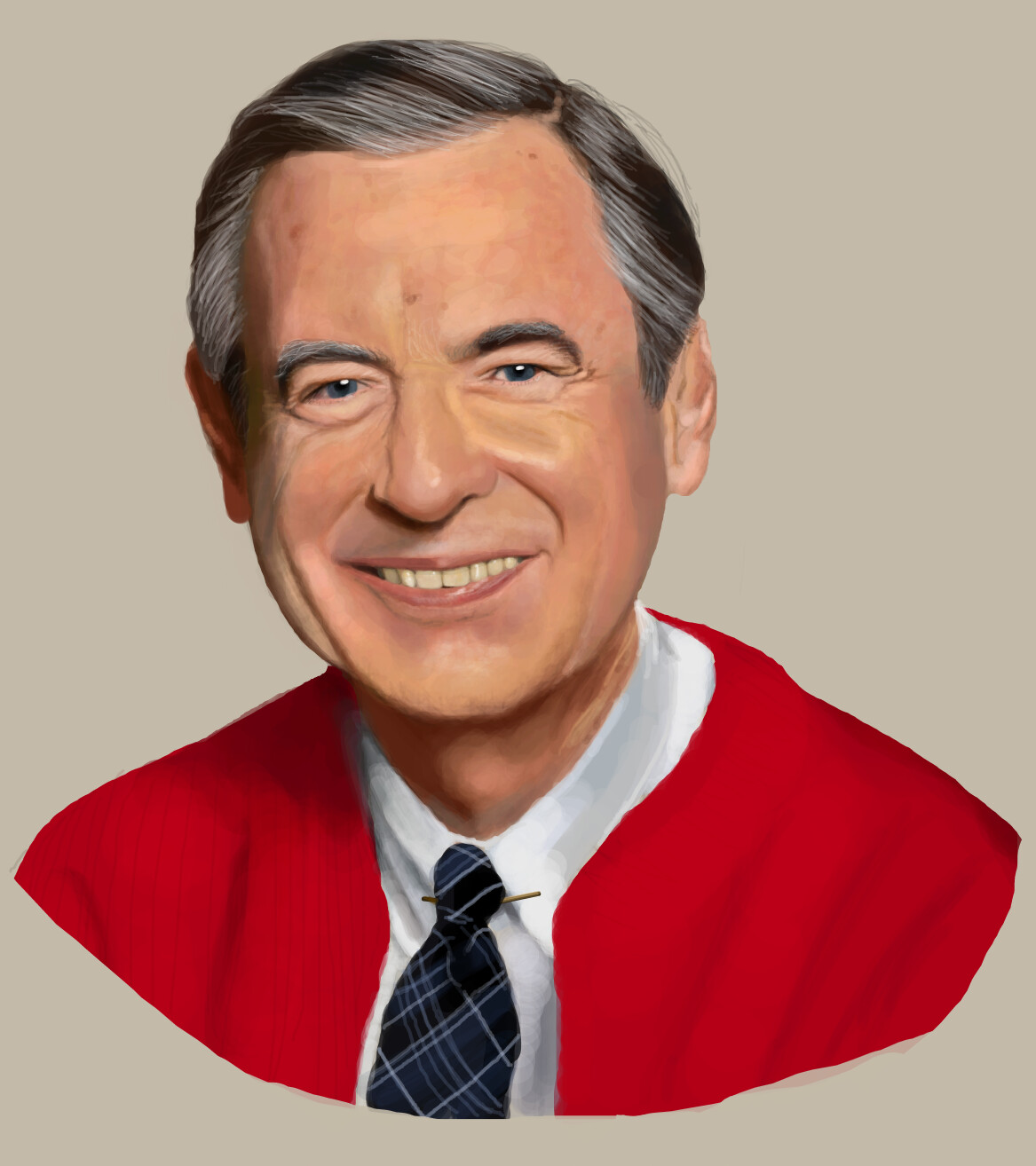 Artstation Fred Rogers Jt Hornsby