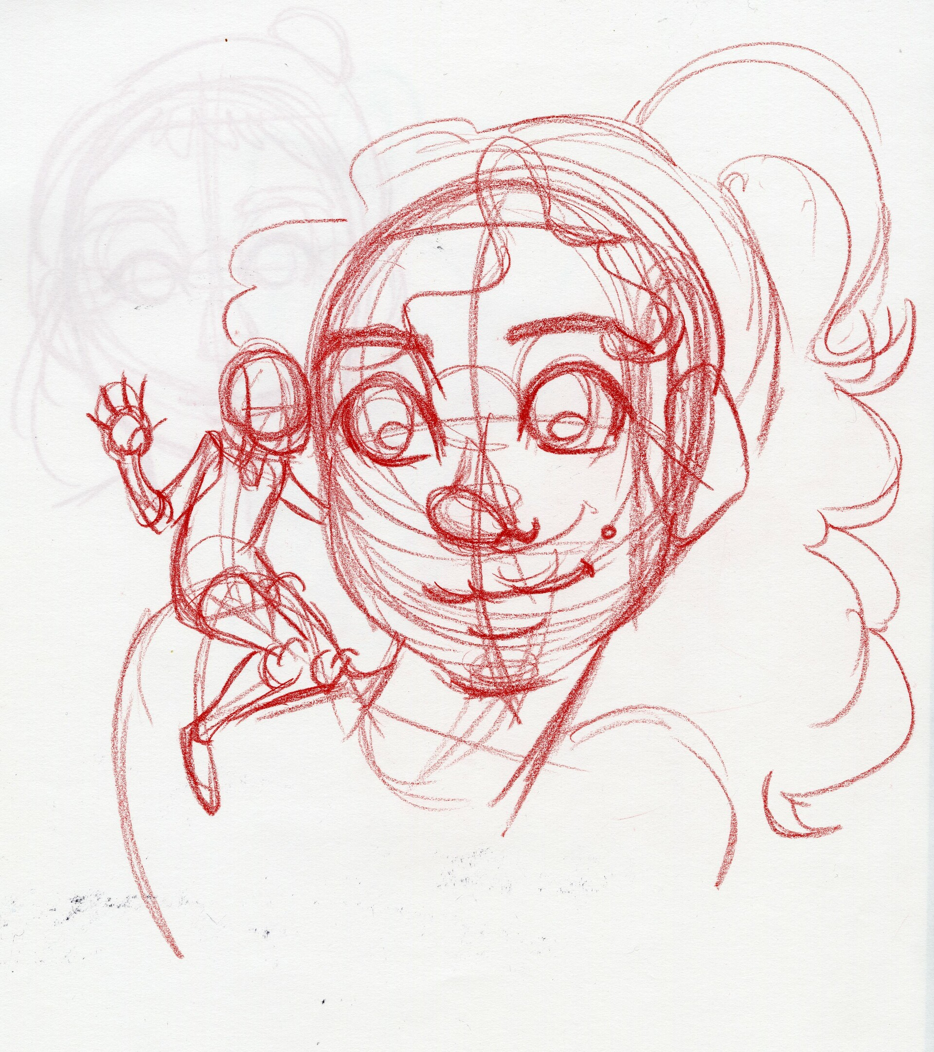 Original thumbnail sketch
