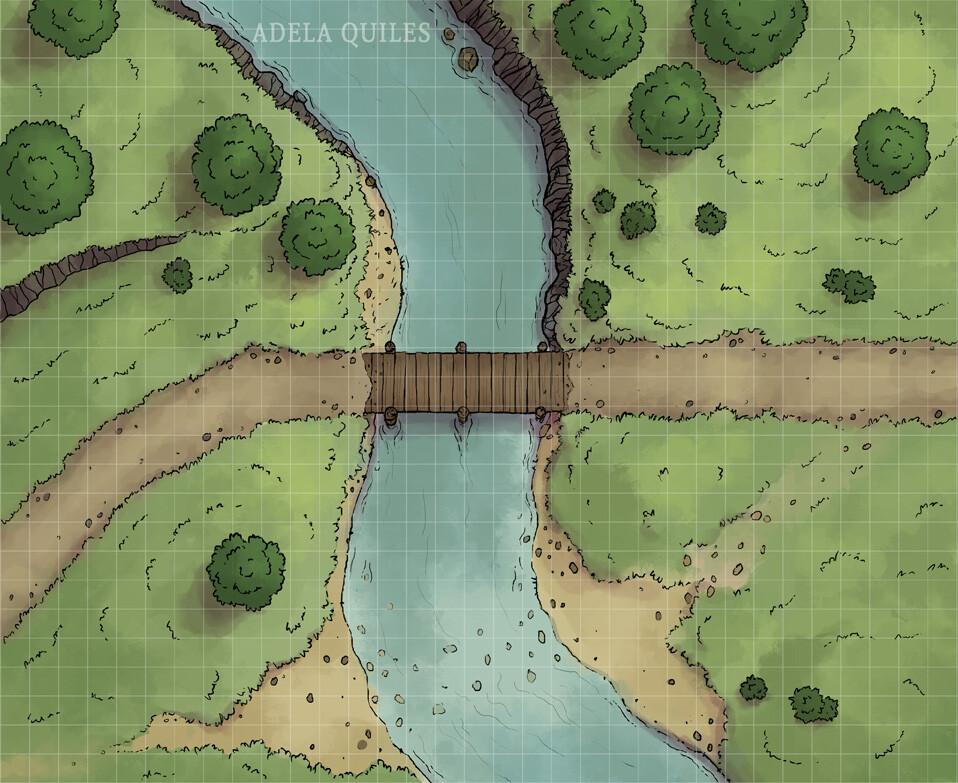 River 33x27