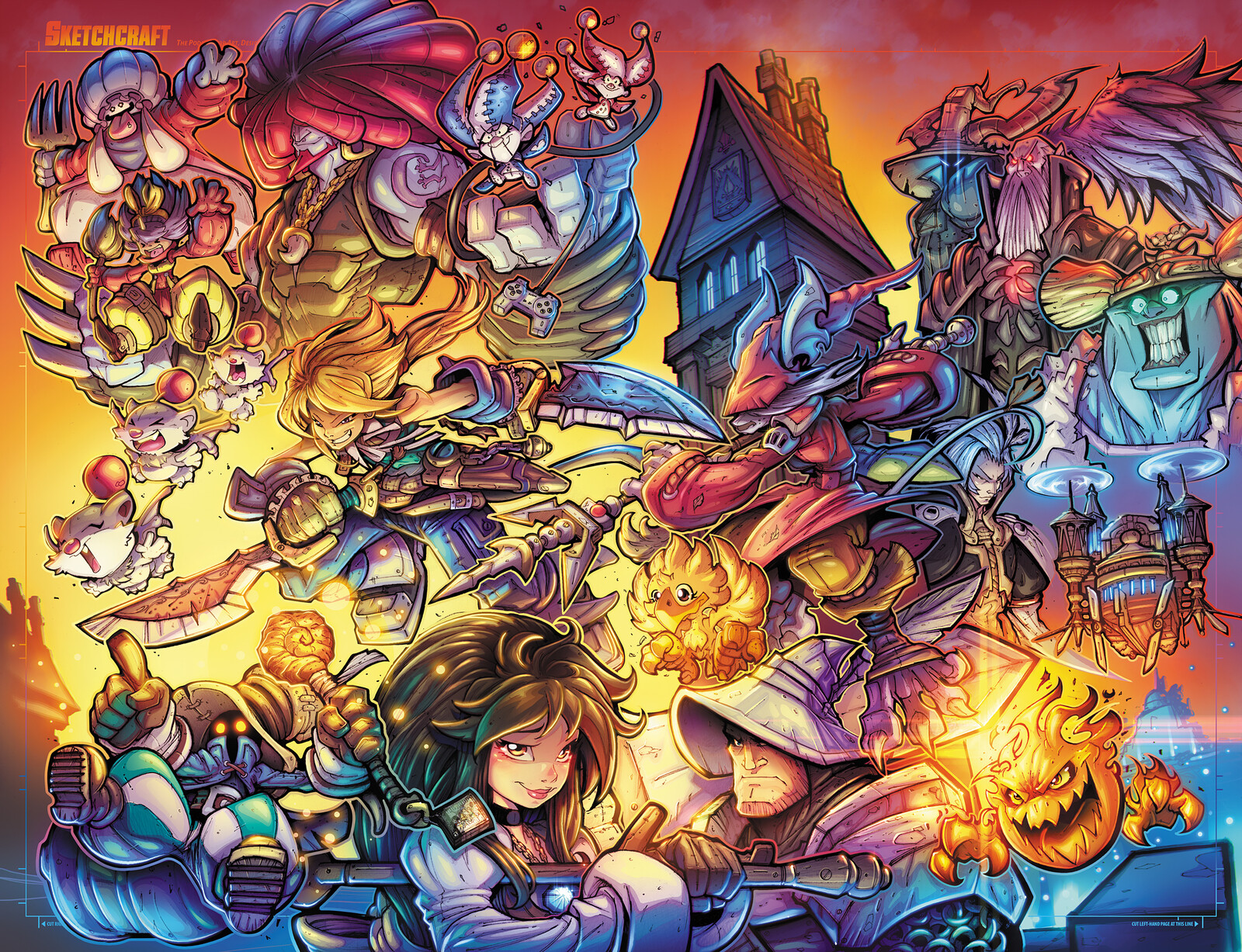 Final Fantasy 9 Tribute