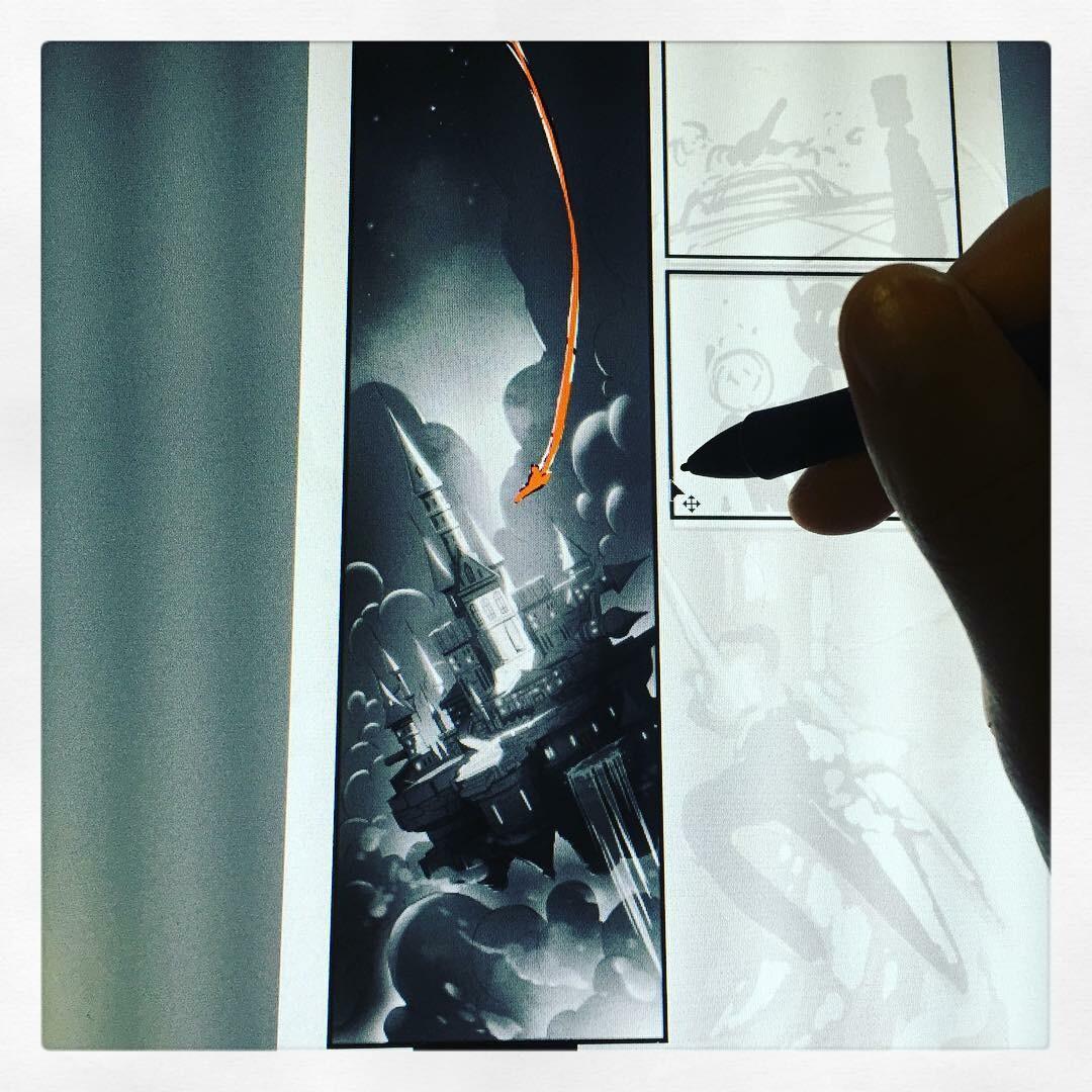 Stormblade Origin Story pg 04 of 04
