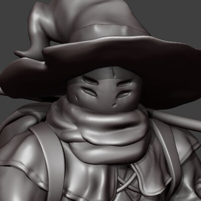 Egor egorov scarecrow