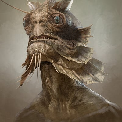 Sax irfan fish guy
