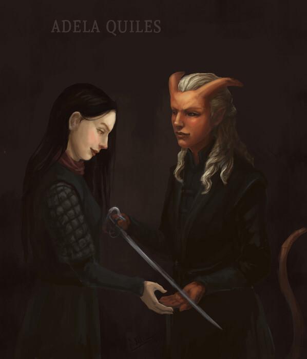 Ireena & Skygge