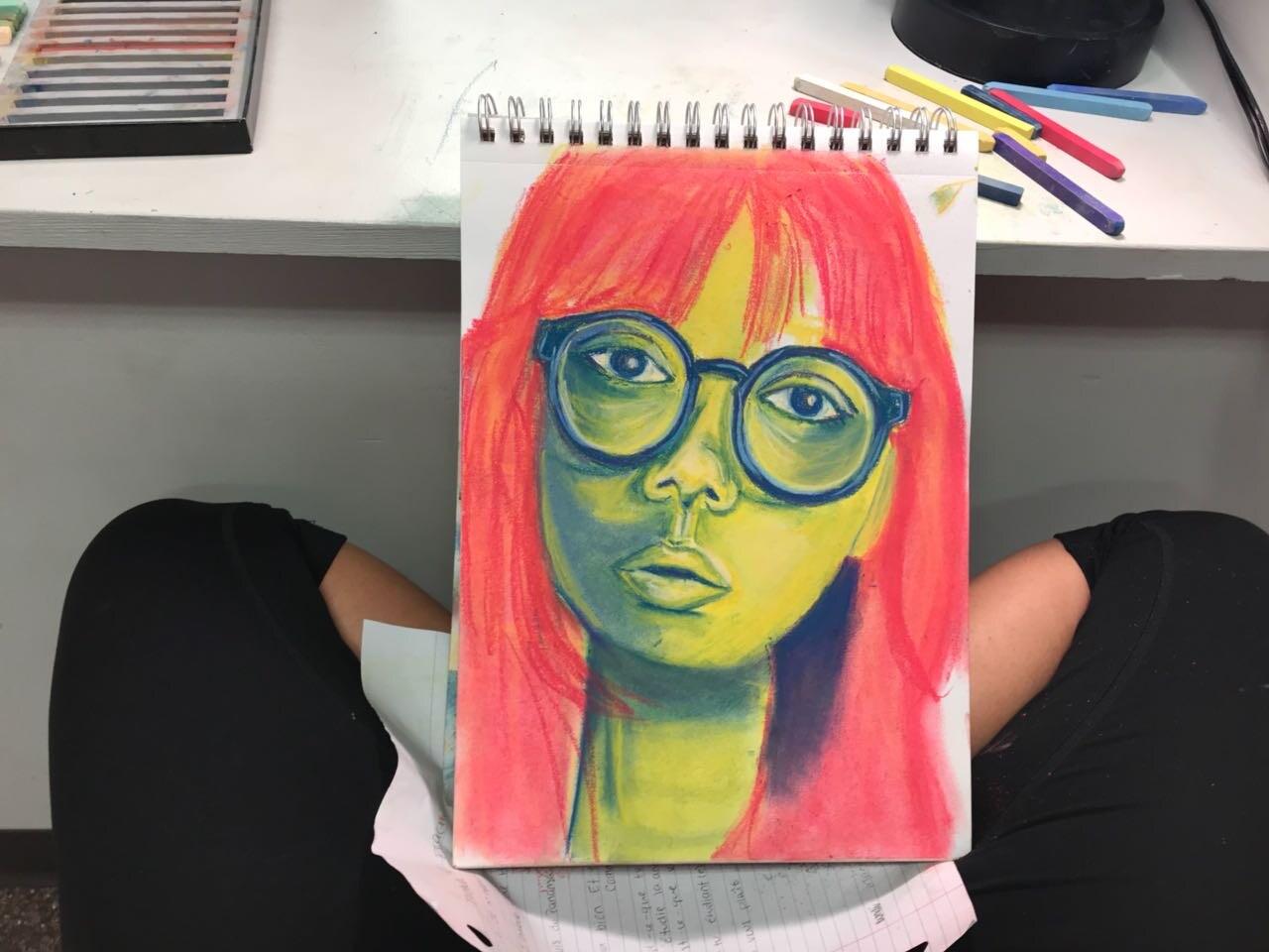 Color studies/palette idea no.3