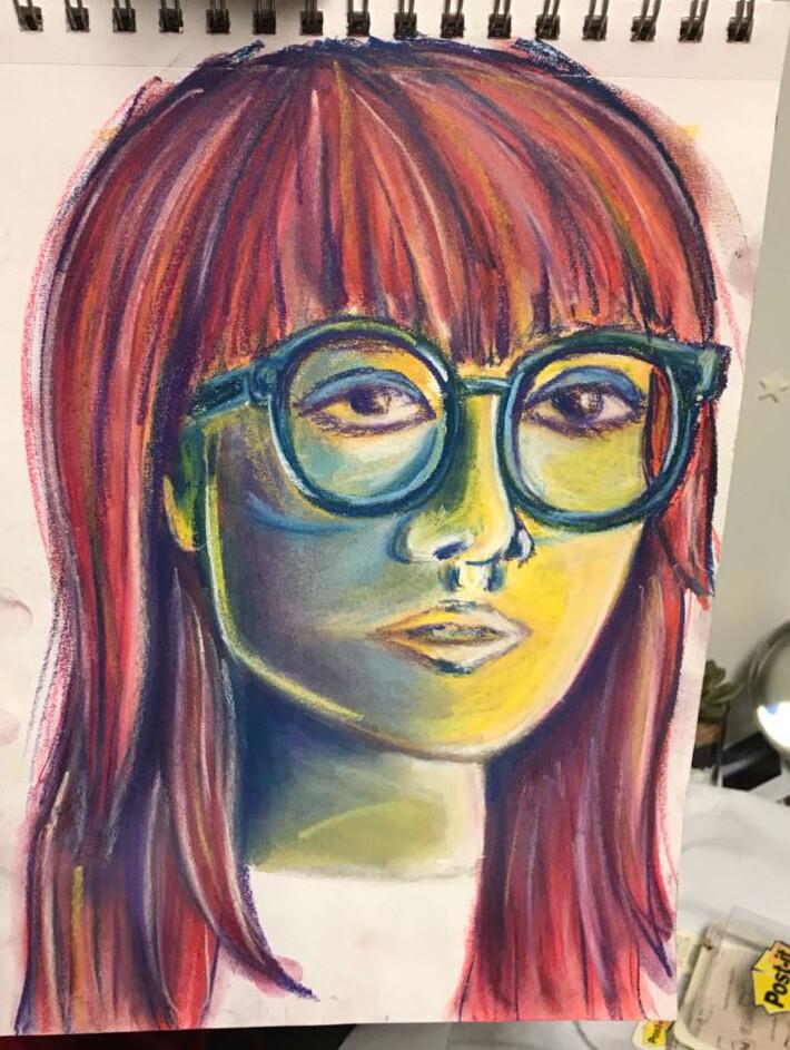 Color studies/palette idea no.4