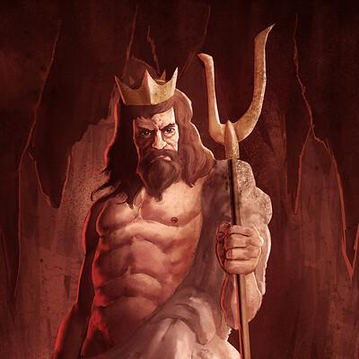 Daniel acosta dioses pluton2g