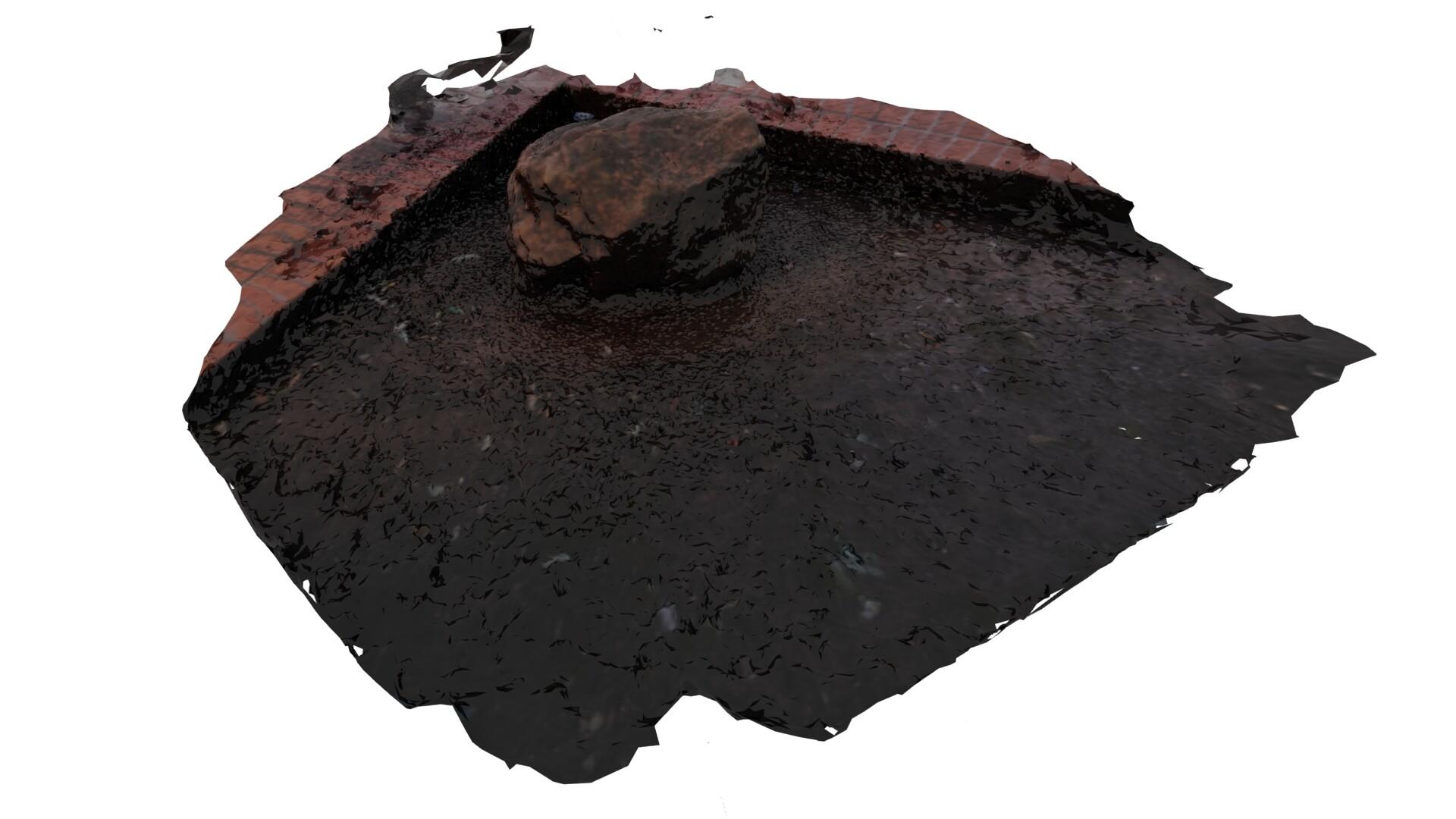 Original Meshroom Scan