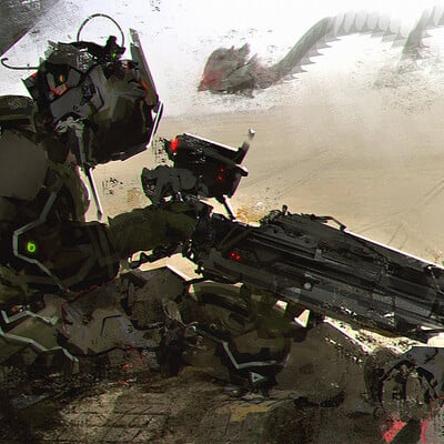 Benedick bana air assault lores