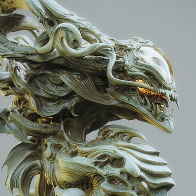 Zhelong xu alien 1920 03