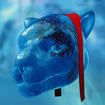 Ice Sculpt: Jaguar