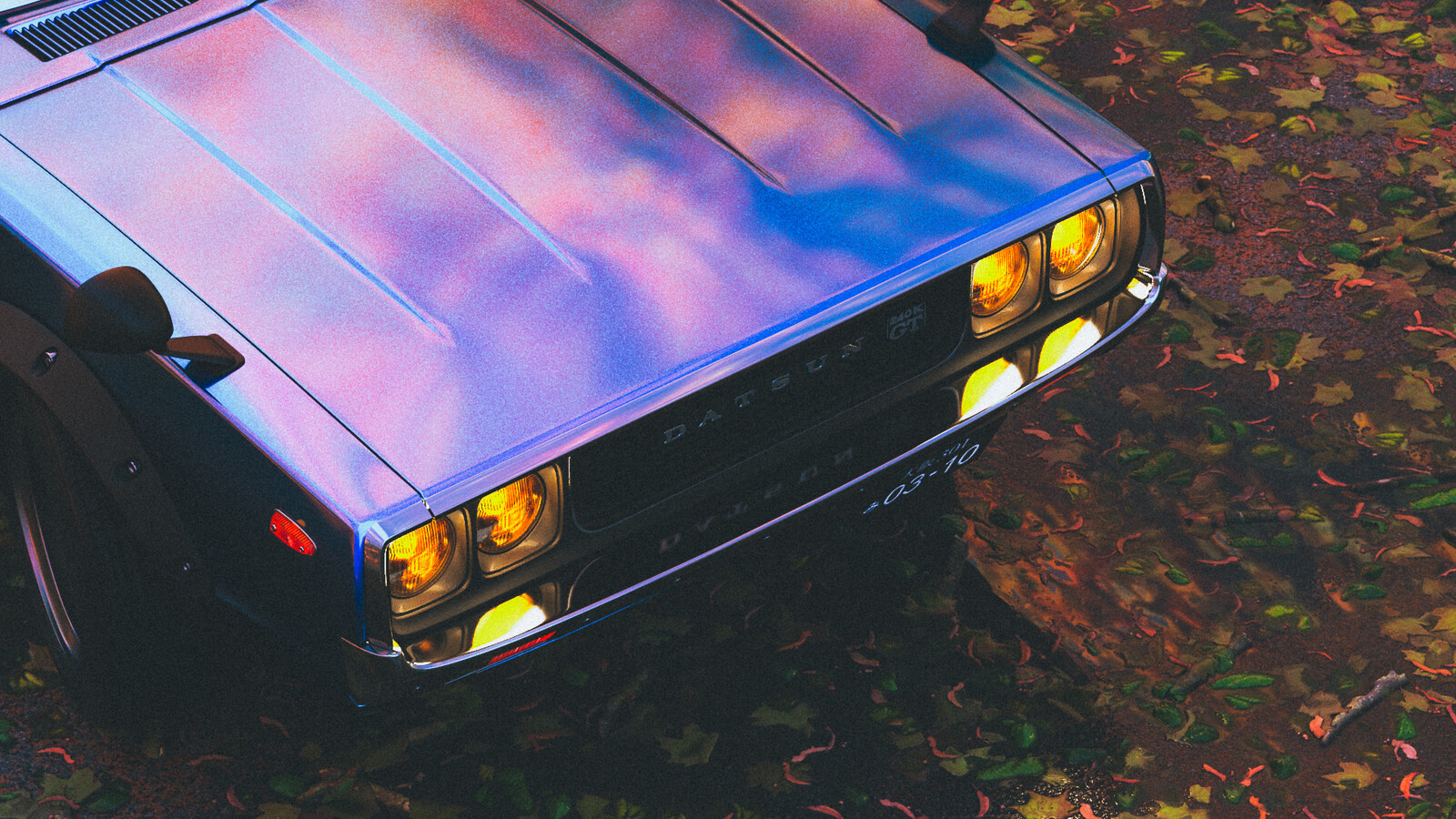 Datsun 240K GT