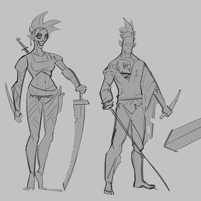 Drakhas oguzalp donduren characters2