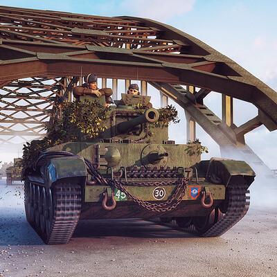 Piotr forkasiewicz britainatwar tank 00