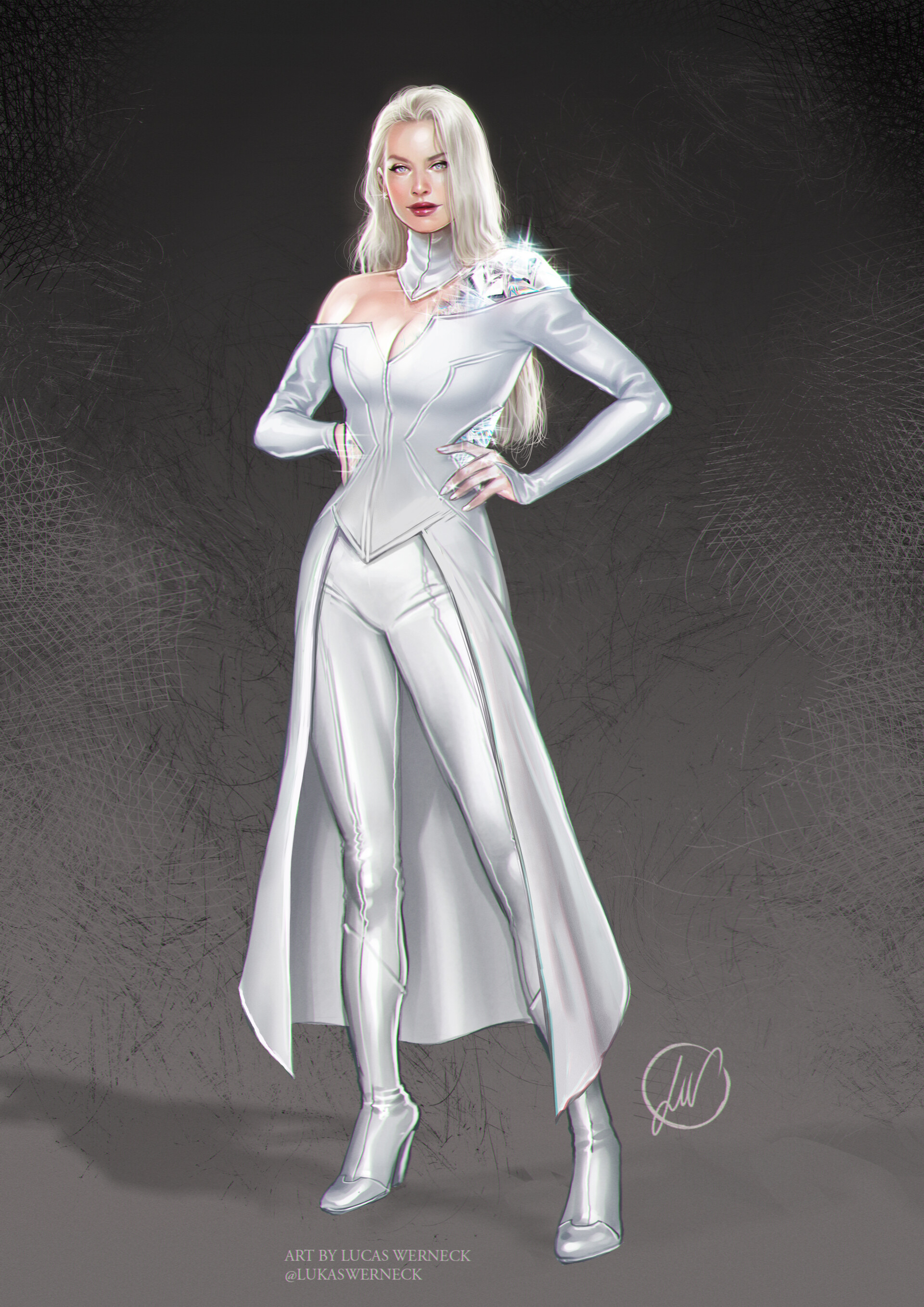 New Emma Frost PF - Page 129 - Statue Forum