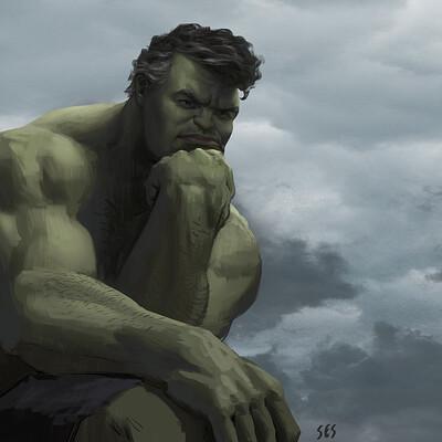 Stephen schirle sschirle smrt hulk 06