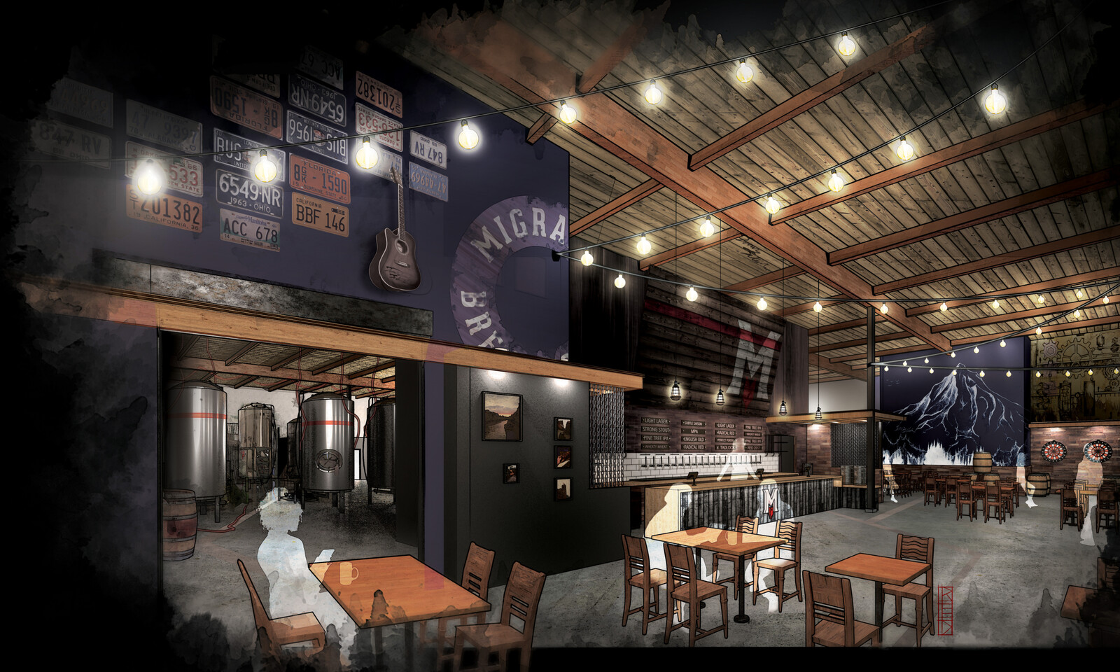 Migration Brewery