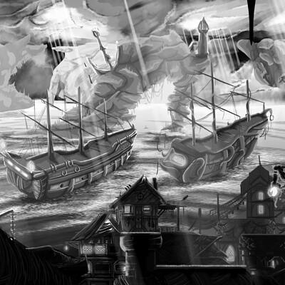 Doriane claireaux ship 216 min