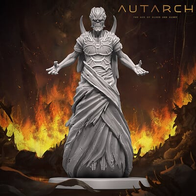 Andrew martin autarch background for minis5