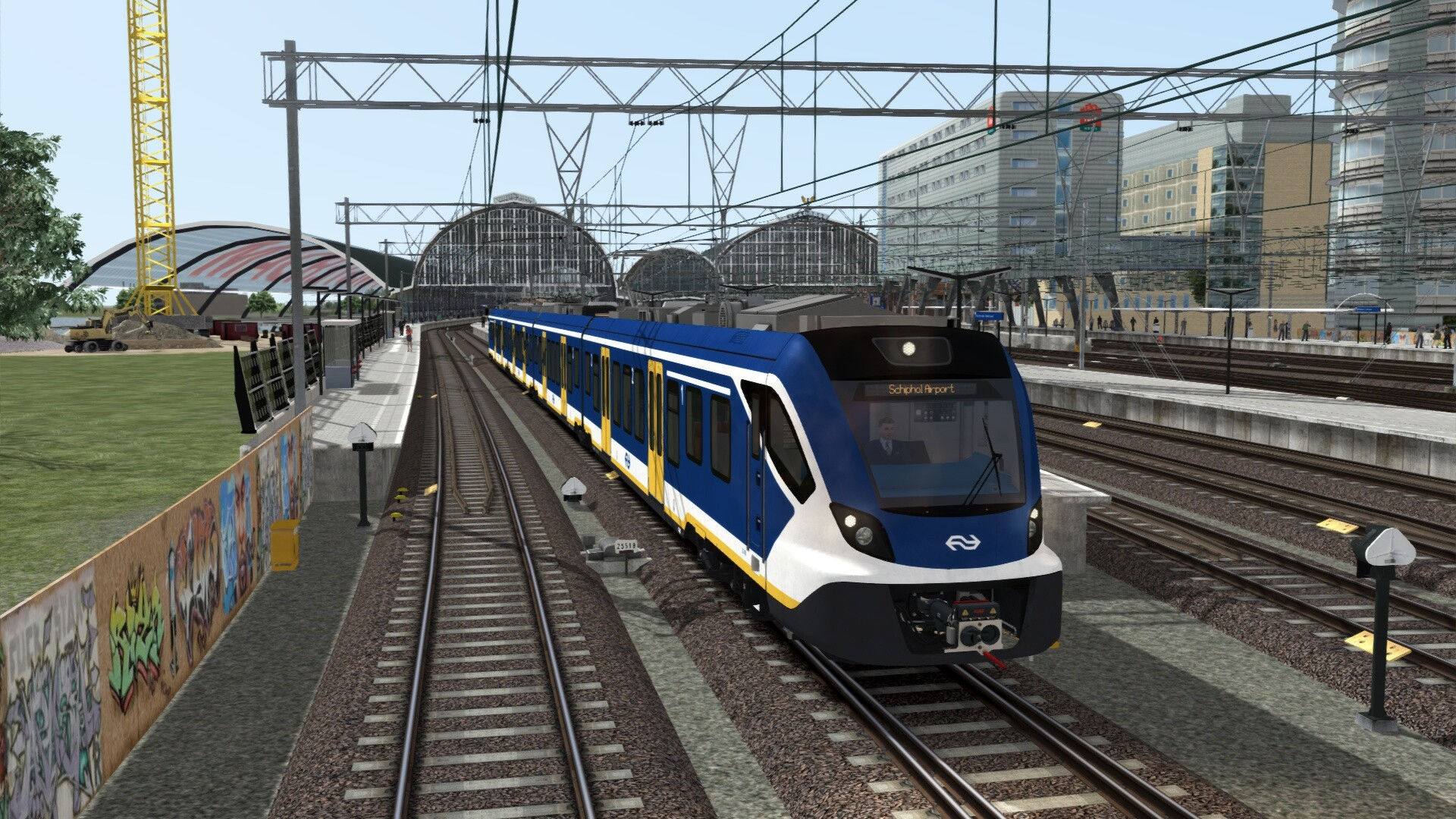 SNG Sprinter New Generation, Dutch National Railways