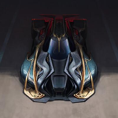 Alex twin car 01 1
