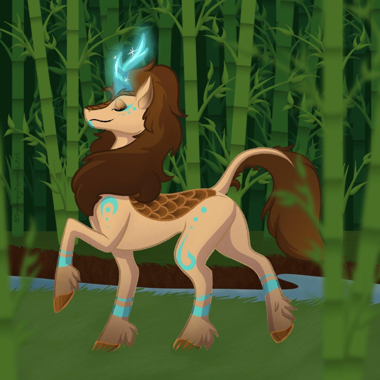 Kirin Character Design
