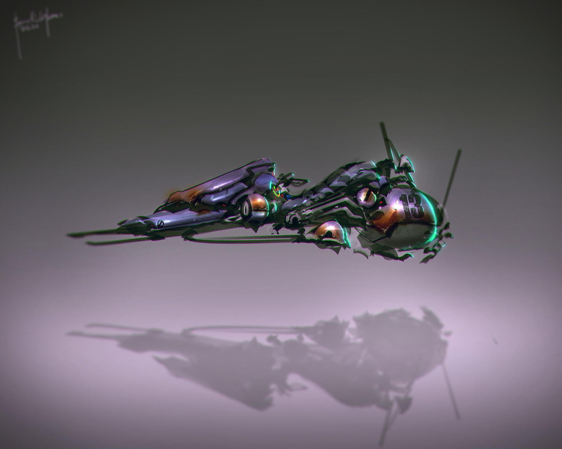 Speeder Z