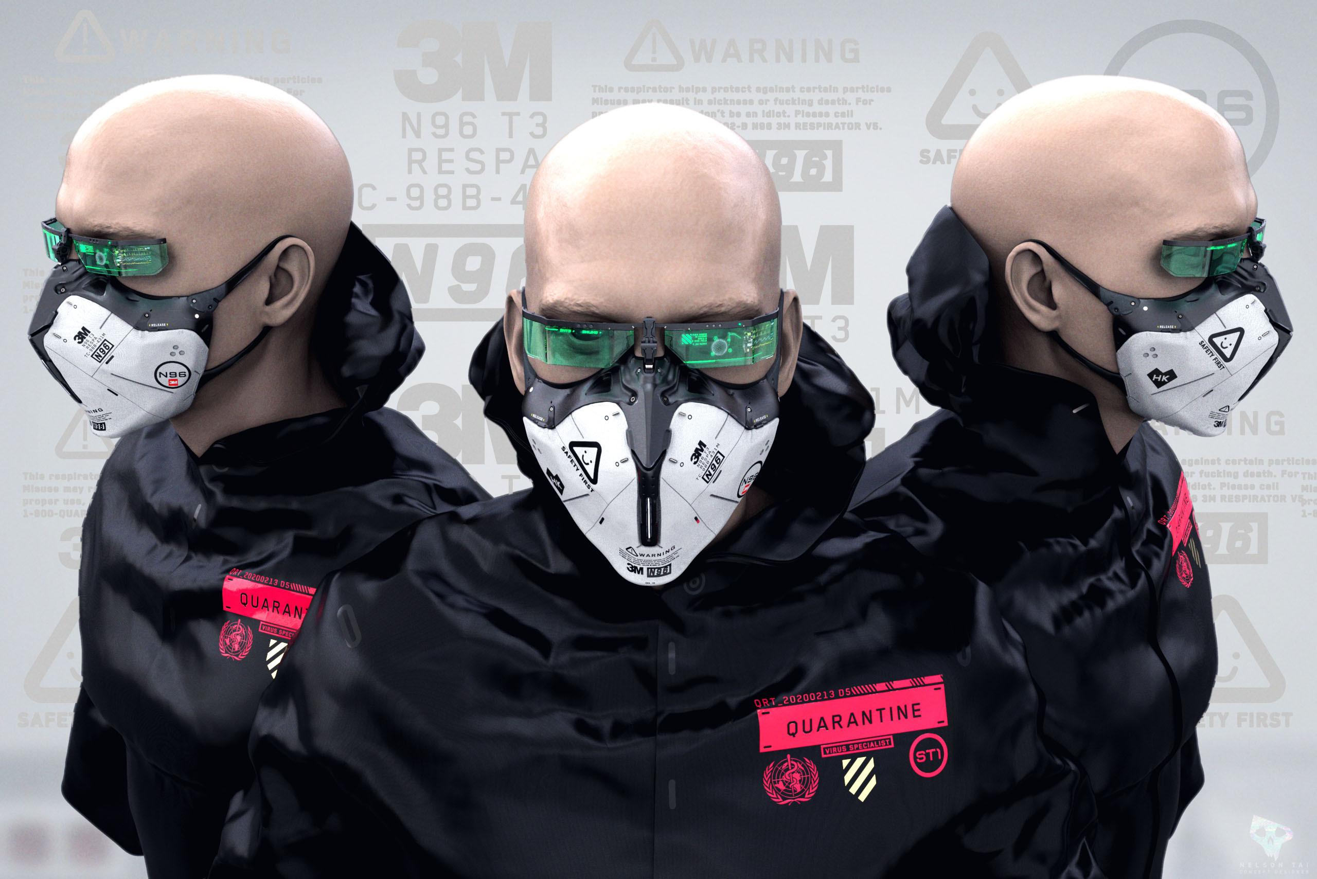 Quarantine crew